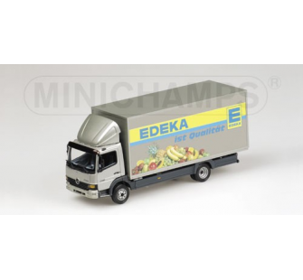 Mercedes ATEGO Koffer Minichamps 1/43 - T2M-439037040
