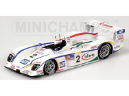 Audi R8 Team 2004 Minichamps 1/43 - T2M-400041302