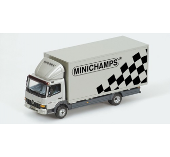 Mercedes ATEGO Koffer Minichamps 1/43 - T2M-439037042