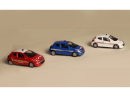 Peugeot 207 assorties MondoMotors 1/43 - T2M-MO53138