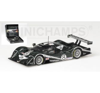 Bentley EXP Speed8 2002 Minichamps 1/43 - T2M-436021308