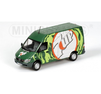 Mercedes Sprinter 2001 Minichamps 1/43 - T2M-400031162