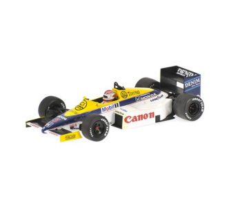 Williams Honda FW10 Minichamps 1/43 - T2M-400850105
