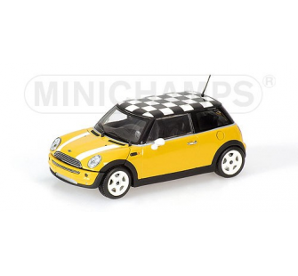 MINI One 2001 Minichamps 1/43 - T2M-431138104