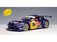 BMW Z4 coupe Red Bull AutoArt 1/18 - T2M-A80745