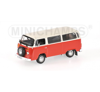 VW T2 Bus 1972 Minichamps 1/43 - T2M-400053004