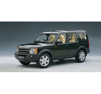 Land Rover Discovery3 05 AutoArt 1/18 - T2M-A74803