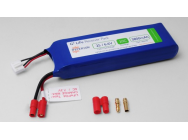 Pack accu LiFe 6.6V 3800mAh HYPERION - OST-81307