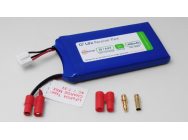 Pack accu LiFe 6.6V 1600mAh HYPERION - OST-81311