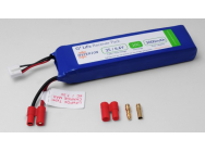 Pack accu LiFe 6.6V 3000mAh HYPERION - OST-81308