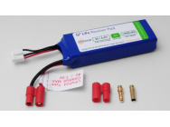 Pack accu LiFe 6.6V 1450mAh HYPERION - OST-81312