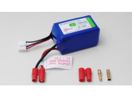 Pack accu LiFe 6.6V 1700mAh HYPERION - OST-81310