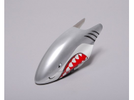Bulle motif requin pour helico type 450 - HK-CANOPY-SHARK
