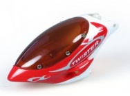 MICRO TWISTER Bulle Cockpit ROUGE - JP-6605015R