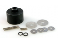 3338-T011 DIFF. CASE+PINS+SHIMS+SEALS (SET) - JP-9940163