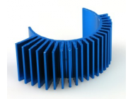 H100 MOTOR COOLING HEAT SINK (FOR 1/10TH) - JP-9940292