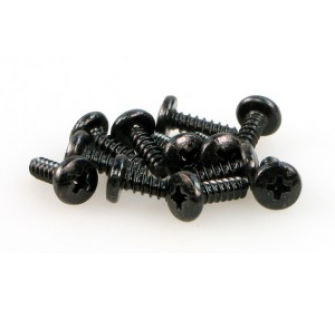 S018 ROUND HEAD SELF TAPPING SCREW 2.6x8 (12) - JP-9940355