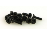 S024 COUNTERSUNK SELF TAPPING SCREW (12) - JP-9940361