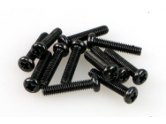 S060 ROUND HEAD SCREW 2.5x12 (12) - JP-9940373