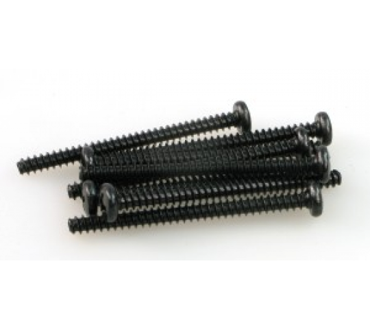 S084 ROUND HEAD SELF TAPPING SCREW 3x37 (8) - JP-9940382