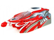 B001 OFF ROAD BUGGY BODY (RED) 1/10 - JP-9940424