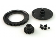 6578-T010 SPUR AND PINION GEAR SET (STEEL) - JP-9940469