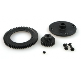 6538-T003 SPUR AND PINION GEAR SET (STEEL) - JP-9940571