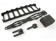 6538-P001 BATTERY HOLDER+FOAM+COVER+POSTS SET - JP-9940583