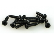 S029 ROUND HEAD SELF TAPPING SCREW 2.6x10(12) - JP-9940652