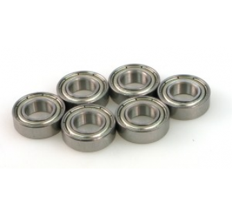 H036 BALL BEARING 8x16x5 (6) - JP-9940769