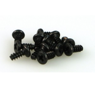 S089 ROUND HEAD SELF TAPPING SCREW 2.6x6 (12) - JP-9940868
