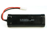 E032 SC NIMH BATTERY PACK 7.2V 2000MAH - JP-9943253