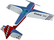Avion EXTRA 260 1.78m bleu kit nu - OST-69771