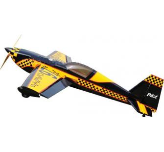 avion extra 260 kit pilot rc ost 80684 miniplanes. Black Bedroom Furniture Sets. Home Design Ideas