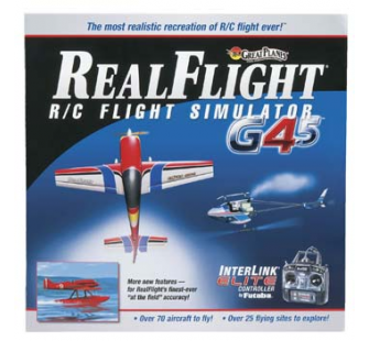 Simulateur Real Flight G4.5 - RIP-A-GPMZ4435