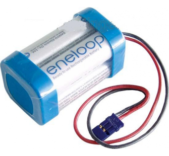 Pack accus SANYO 2000mAh 4.8V - OST-64636