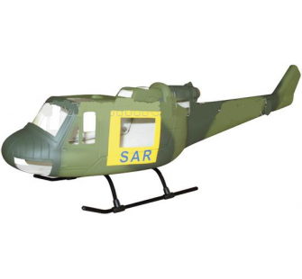 Fuselage complet de BELL UH-1 SAR pour helico trex 450 - OST-80964
