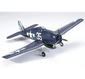 Avion electrique HELLCAT F6F FREEWING kit ARTF - RIP-FR-4001C