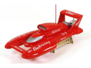 Bateau BUD RACING kit (RC Ready) - JP-5502460