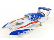 Bateau UNLIMITED 1300 kit (RC Ready) - JP-5502605