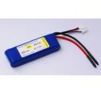 Pack accus LiPo HYPERION 3S 350mAh 26C - HYP-HP-3S-350-26