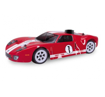 Ford GT CTR5.0 4WD GP RTR - RPX-CCEN9428