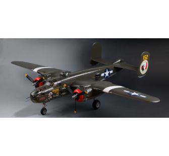 North American B-25J Mitchell 1230mm ARTF - RCM-B25-MITCHELL