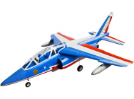 Alpha Jet - PAF - version RTF - radio 2.4 Ghz- chargeur - STX-ALPHA-RTF