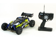 Buggy Thermique WILDFIRE RTR 1:10eme HBX - JP-3353000