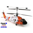 TWISTER HAWK COASTGUARD RTF 2.4Ghz + Eclairage - Complet - JP-6600170
