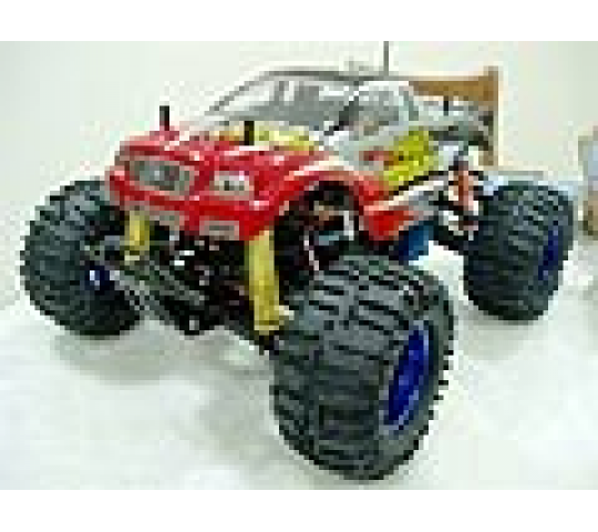 Monstertruck HL Mad Truck 1:10 - AMW-22022.1
