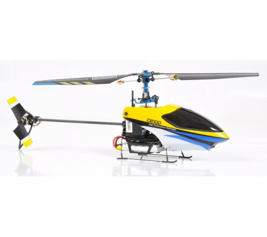 HM-CB100 - Walkera HM CB100 Micro Helicoptere (Moteurs Brushless) - T2M-T5114