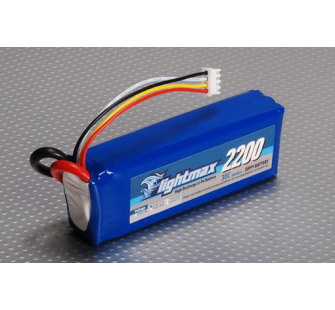 ZIPPY Flightmax 2200mAh 3S1P 30C - CHI-Z22003S-30