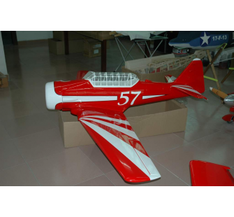 American T6 Reno Racer 2,53m - 2KRC-AT6RED
